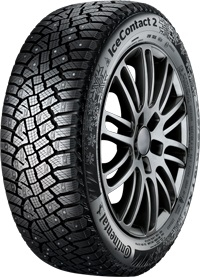 Шины Continental Conti Ice Contact 2 KD 255/55 R19 111T